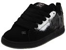 DC - Court Graffik SE (Pirate Black/Battleship) - Footwear