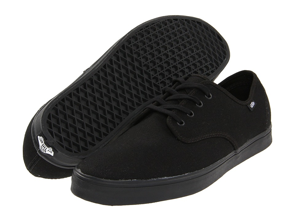 Vans - Madero (Black/Black) Skate Shoes