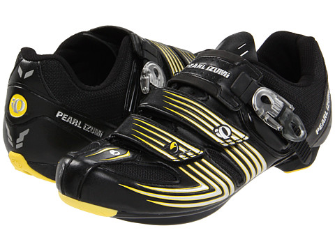 Pearl Izumi - Race RD II (Black/Silver) Men's Cycling Shoes