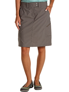 SALE! $31.89 - Save $18 on ExOfficio Nomad Skirt 18 (Slate) Apparel - 36.22% OFF $50.00