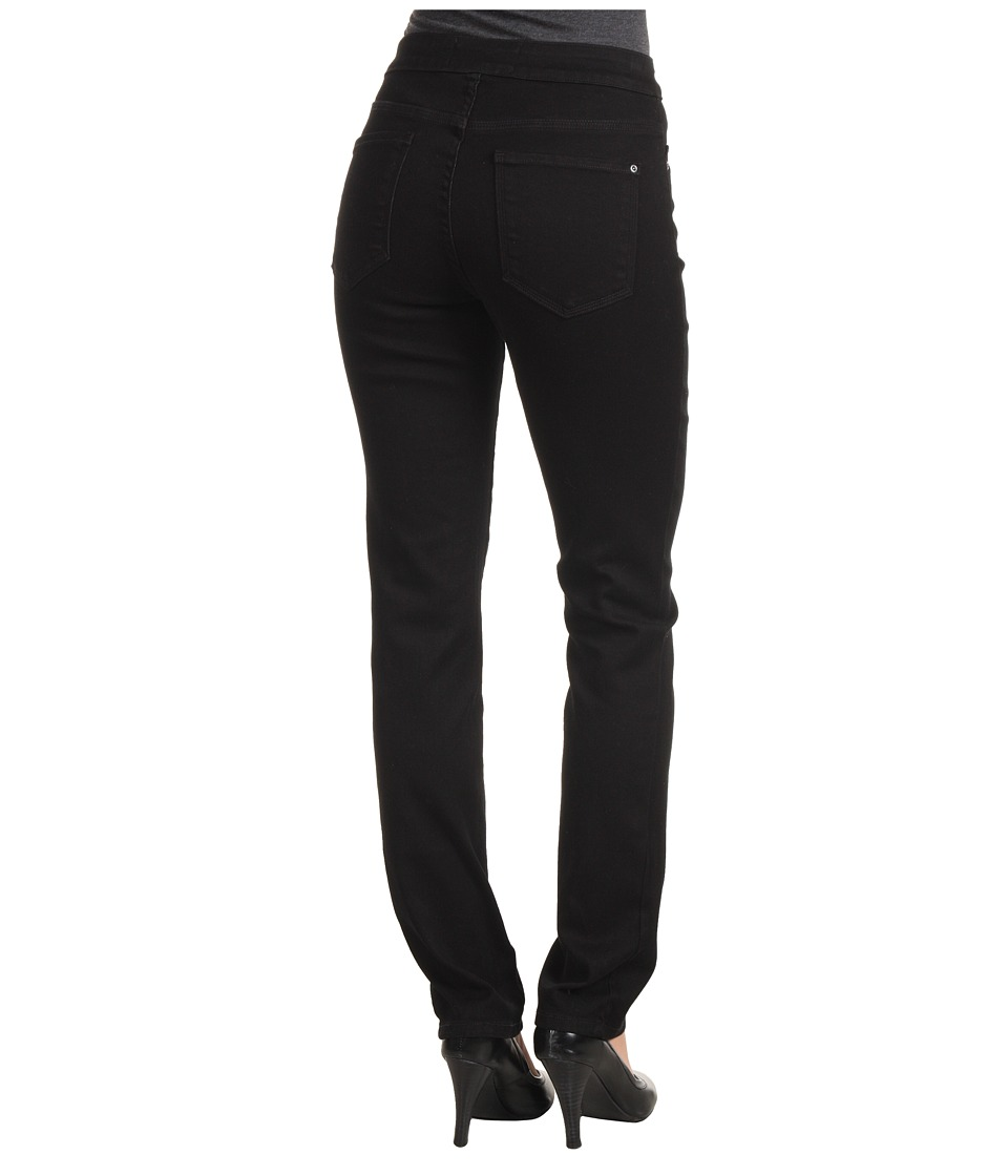 NYDJ - Janice Legging Super Stretch Denim in Black (Black) Women's Jeans