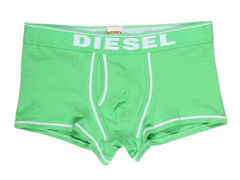 Diesel - Fresh and Bright Divine Trunk WOW (Lime Green) Men's Underwear