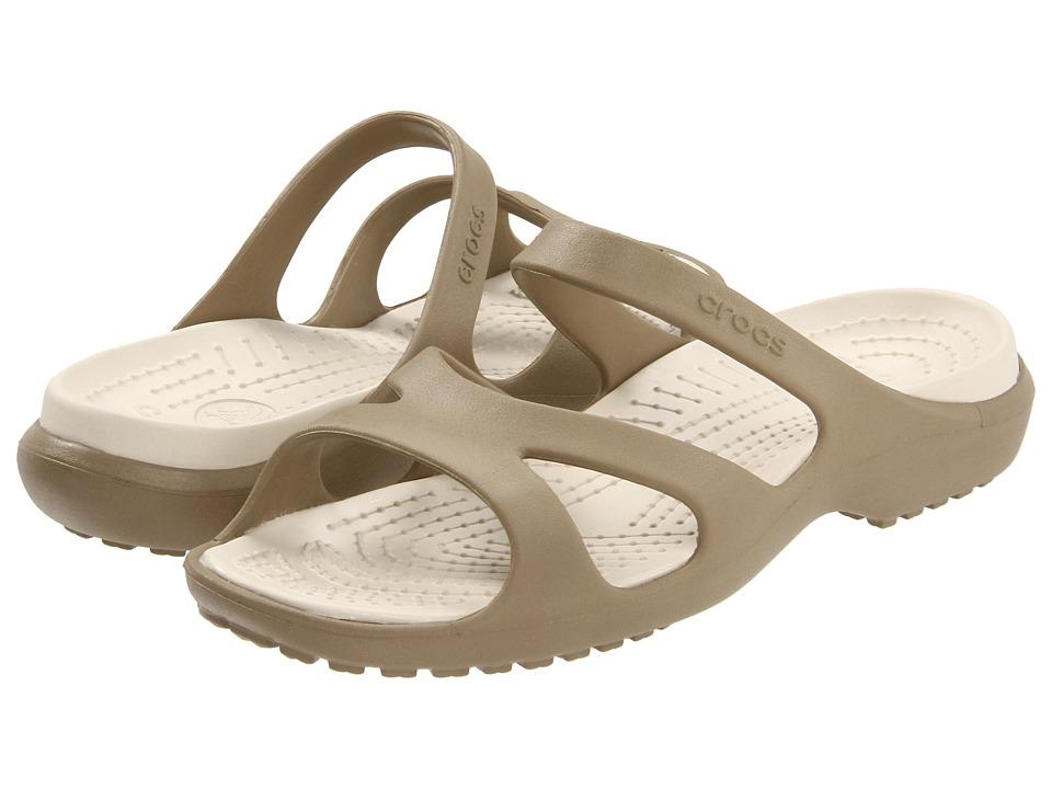 Crocs - Meleen (Khaki/Stucco) Women