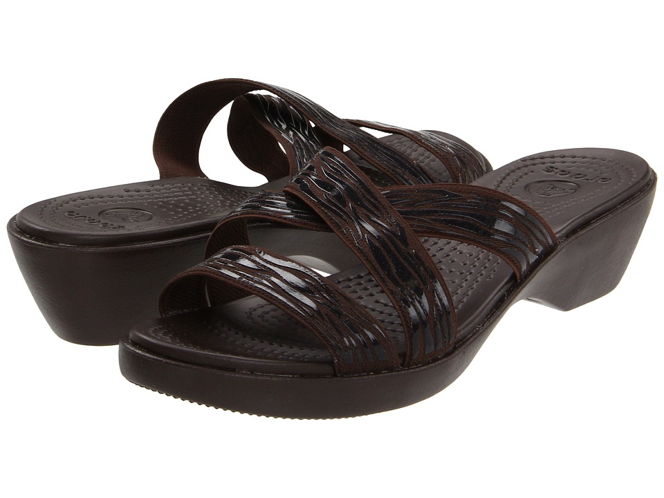 Crocs - Molalla II (Java/Java) Women's Shoes