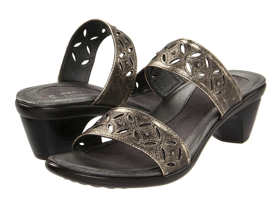 Naot Footwear - Palace (Metal Leather) Women's Sandals