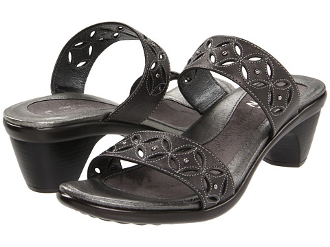 Naot Footwear - Palace (Metallic Road Leather) Women's Sandals