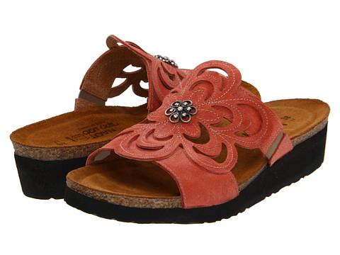 Naot Footwear - Sandy (Coral Reef Leather) Women