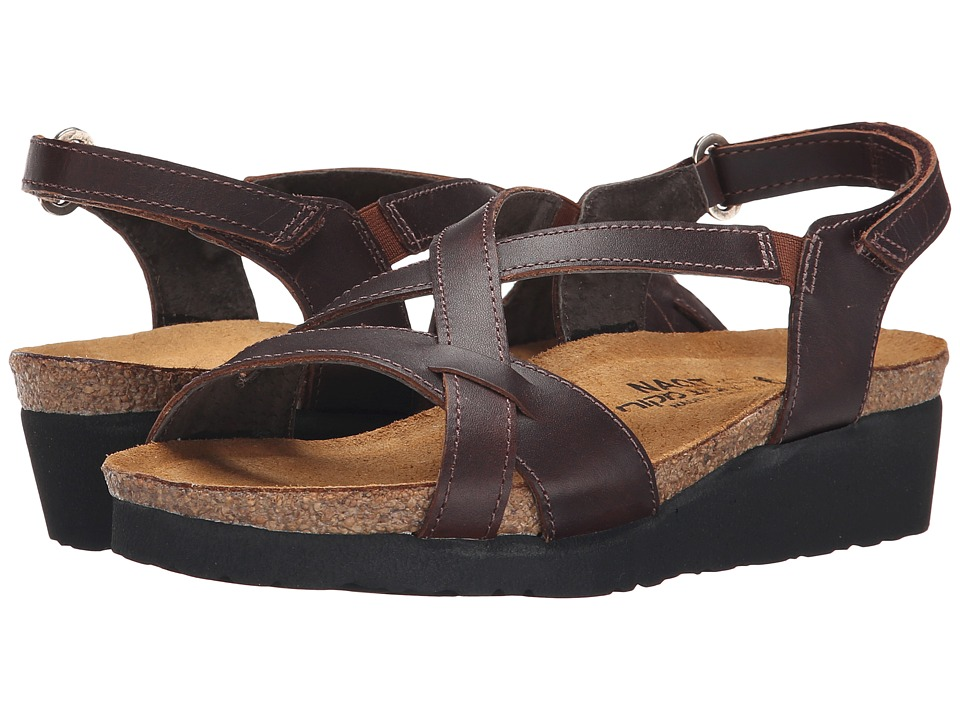 Naot Footwear - Bernice (Buffalo Leather) Women's Sandals