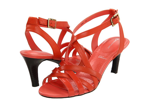 Rockport - Inelle Strappy Anklestrap (Salmon Pink) High Heels