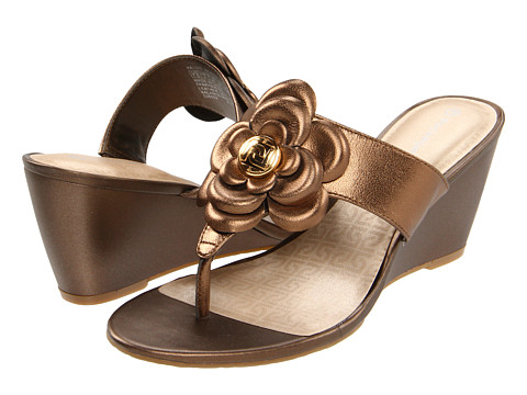 Rockport - Nicoleen Jewel Flower (Bronze) High Heels