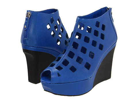 Rockport - Zelia SQ Perf Peep (Sea Blue) High Heels