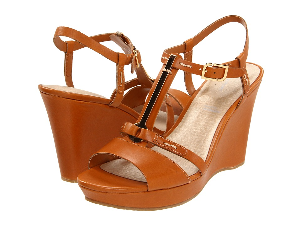 Rockport - Locklyn Pendant Qtr Strap (Sudan Brown) High Heels