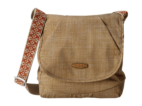 Keen - Brooklyn II Travel Bag - 2012 (Khaki) Messenger Bags