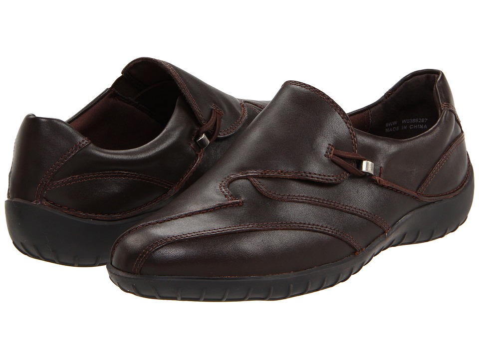 Walking Cradles - Cassie (Brown Leather) Women