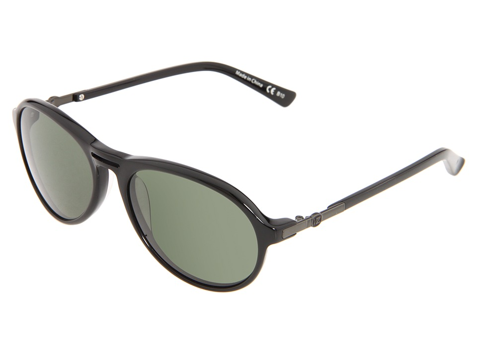 VonZipper - Digby (Black/Grey Lens) Sport Sunglasses