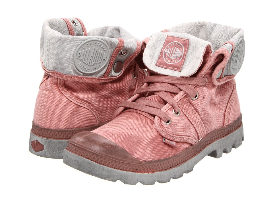 Palladium Pallabrouse Baggy (Old Rose/Vapor) Women