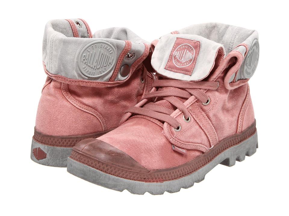 Palladium - Pallabrouse Baggy (Old Rose/Vapor) Women's Boots