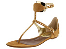 DSQUARED2 - Infradito Sandal Salome (Camoscio Cuoio) Sandal