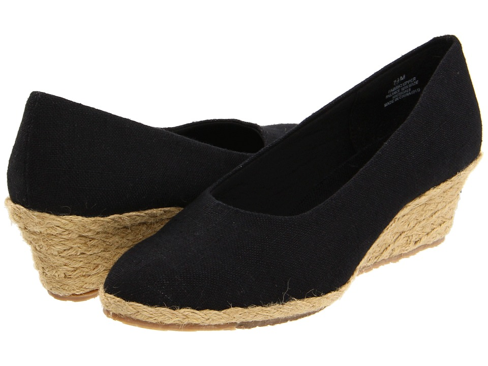 Fitzwell - Westport (Black) Women's Wedge Shoes
