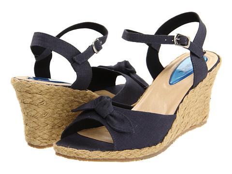 Fitzwell - Macy (Navy) Women's Sandals