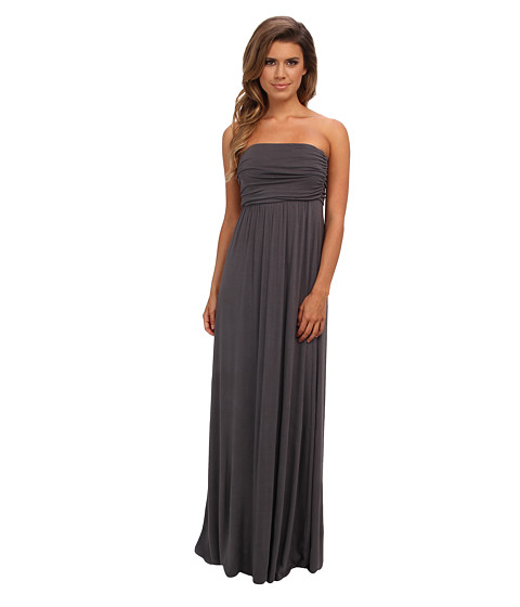 Culture Phit - Hally Dress (Dark Grey) Women