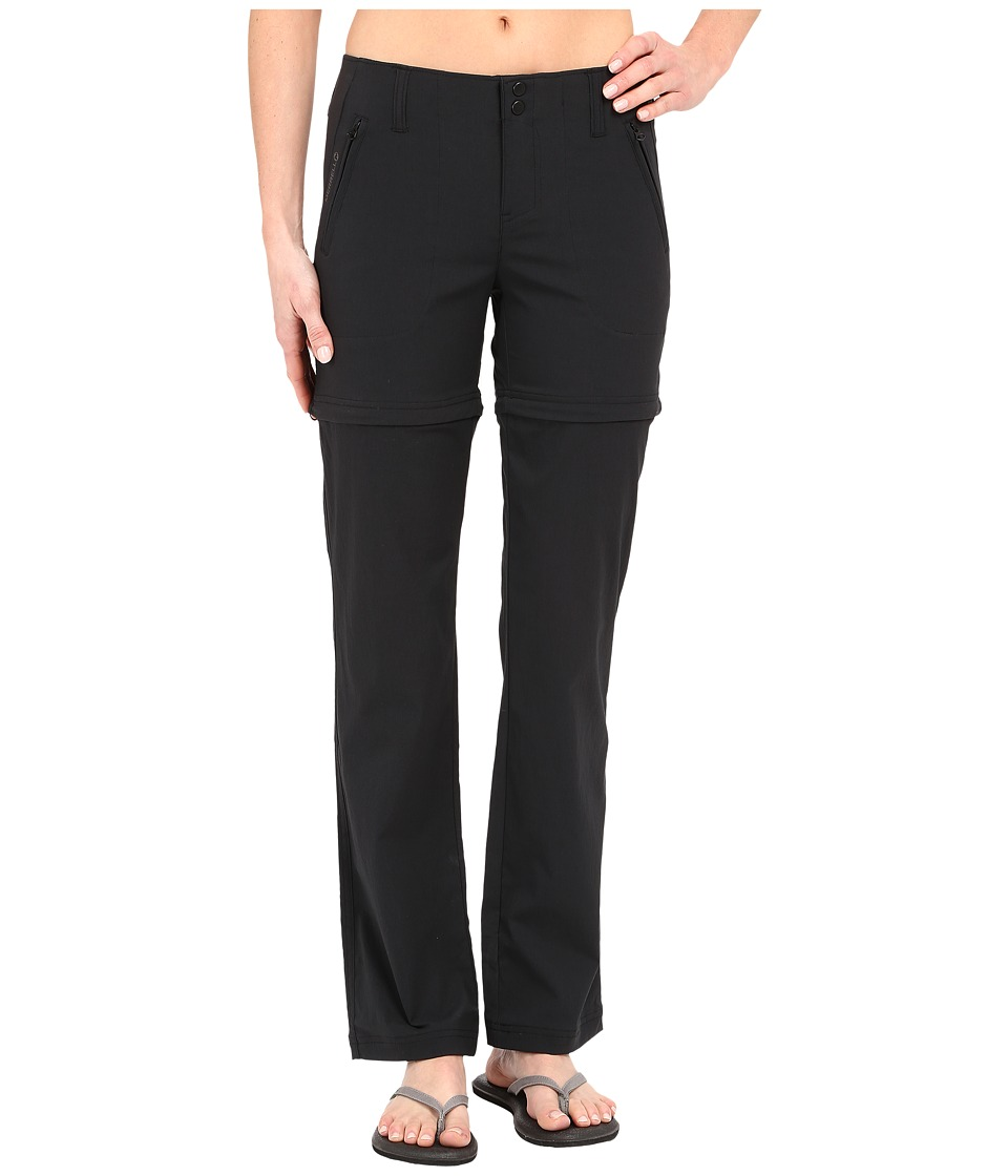 Merrell - Belay Convertible Pant (Black) Women's Clothing