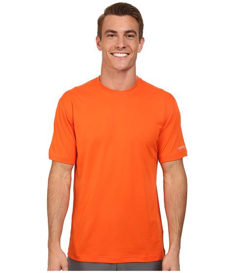 Merrell - Morpheous Tee (Merrell Orange) Men's T Shirt