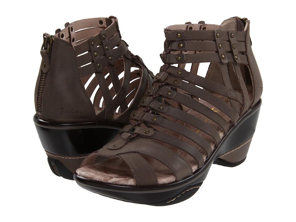 Jambu - Sugar (Smoky Vachetta Leather) Women's Sandals