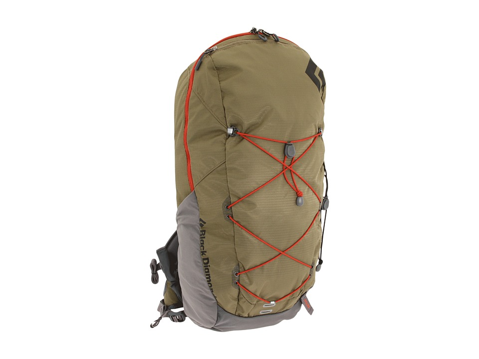 Black Diamond - Sonic (Sand) Backpack Bags
