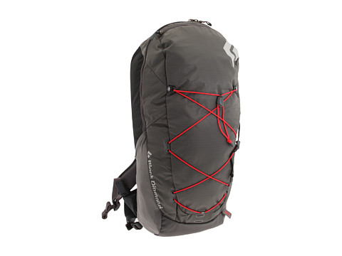 Black Diamond - Chase (Steel/Stealth Gray/Stealth Gray) Backpack Bags
