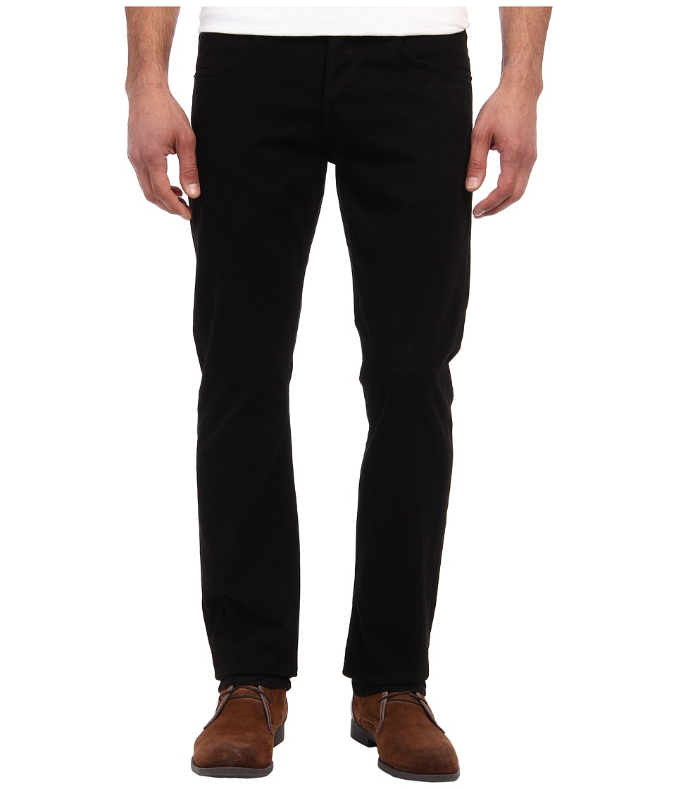 Hudson - Byron Five-Pocket Straight in Jet Black (Jet Black) Men's Jeans