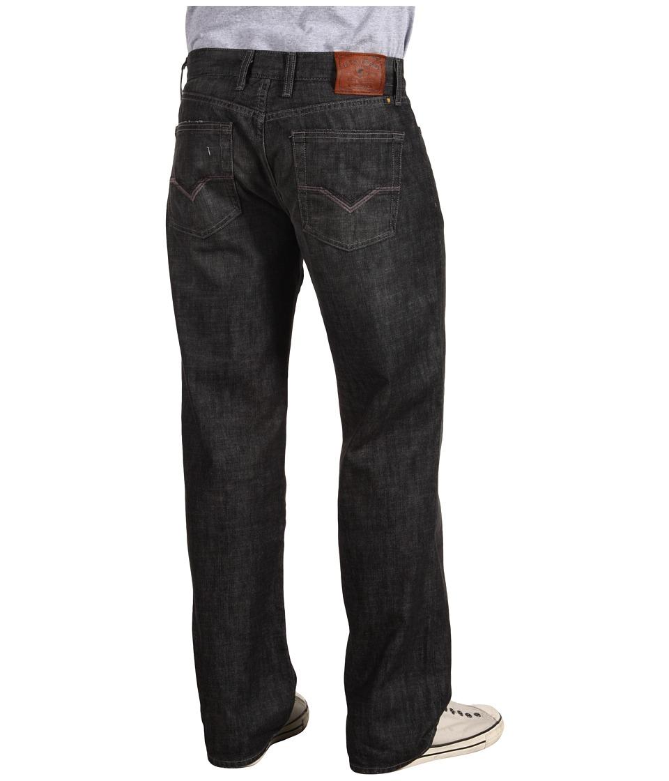 Lucky Brand 361 Vintage Straight Jean in Ol Big Smokey Mens Jeans (Gray)