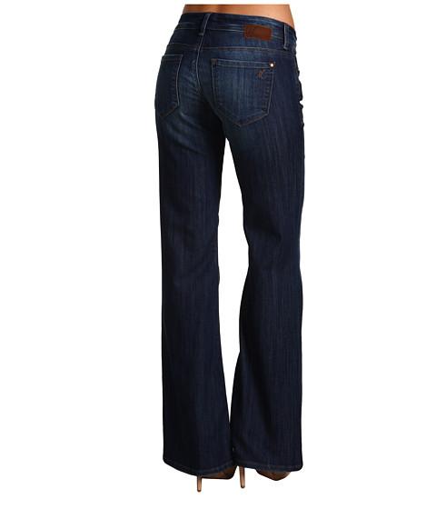 Mavi Jeans Cora Low Rise Wide Leg in Indigo Nolita (Indigo Nolita) Women's Jeans