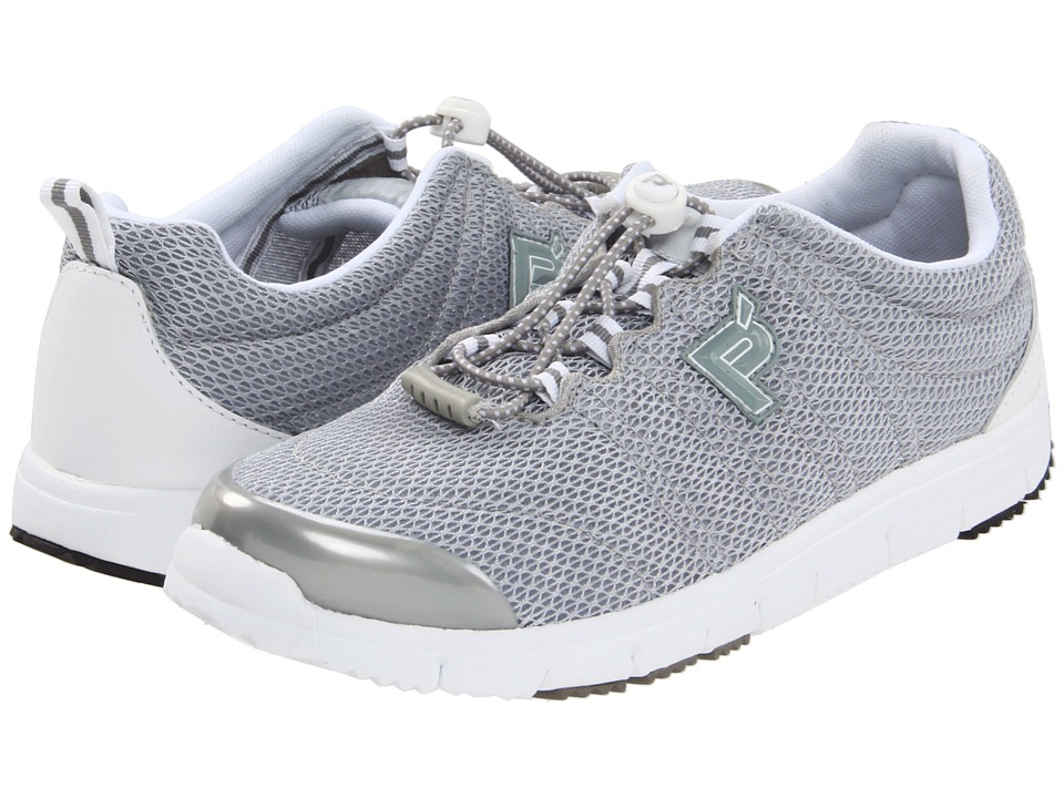 Propet - Travel Walker II (Silver Mesh) Women