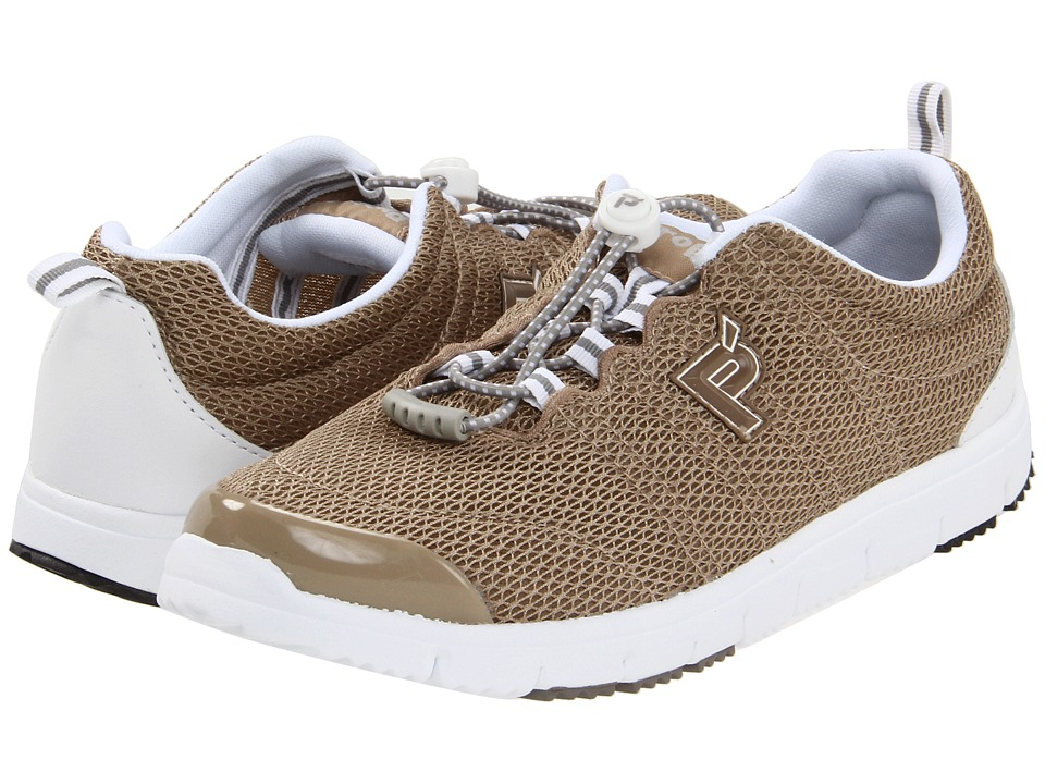 Propet - Travel Walker II (Taupe Mesh) Women