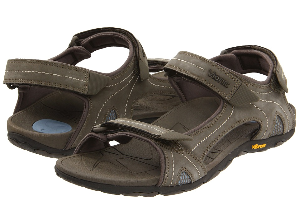 VIONIC - Boyes (Taupe) Men's Sandals