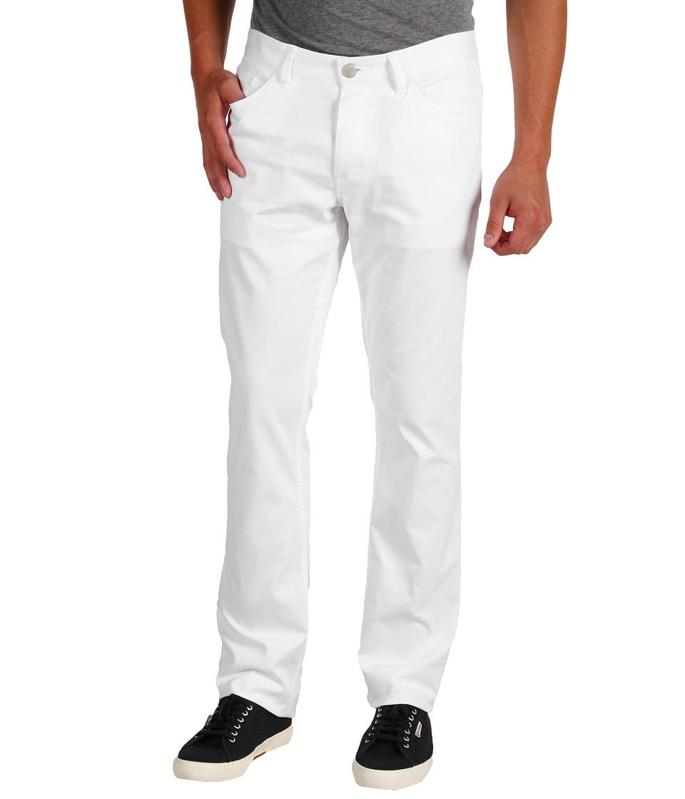 Theory - Haydin Writer (White) Men's Casual Pants