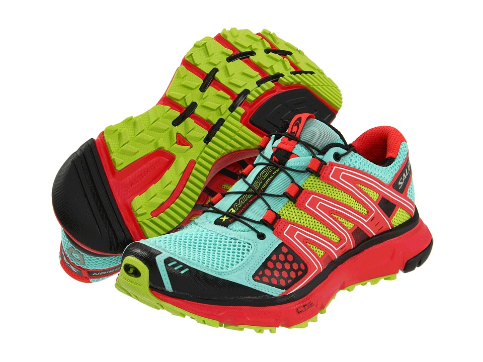 cf463efcd417 ... UPC 080694701629 product image for Salomon XR Mission W (Celedon Papaya  Pop Green