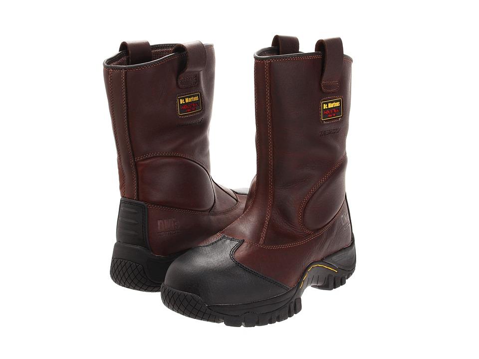 Dr. Martens Outland ST Rigger Boot (Teak Industrial Trailblazer) Men