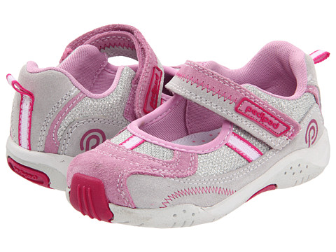 pediped - Dakota Flex (Toddler/Little Kid) (Chiffon) Girl's Shoes