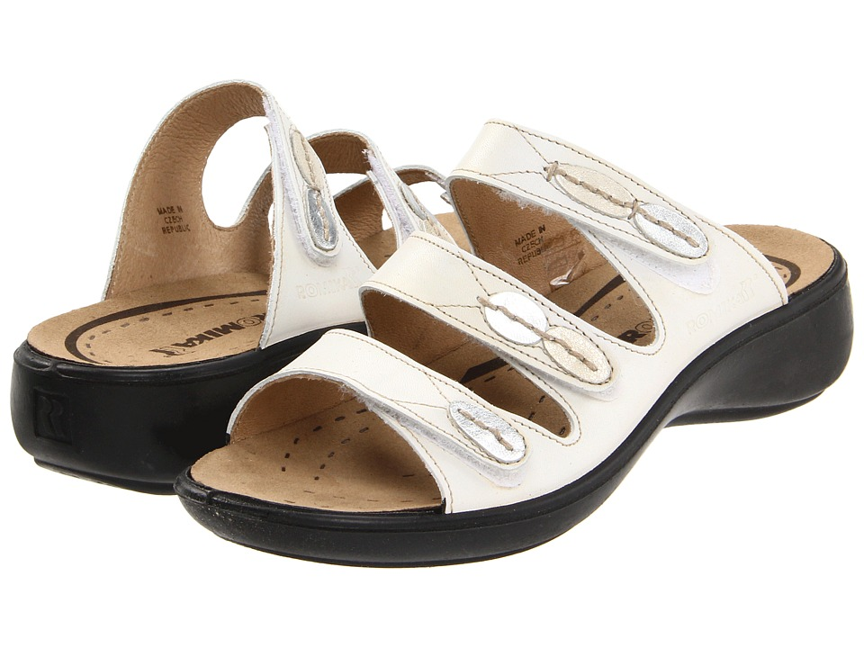 Romika - Ibiza 20 (White) Women's Sandals