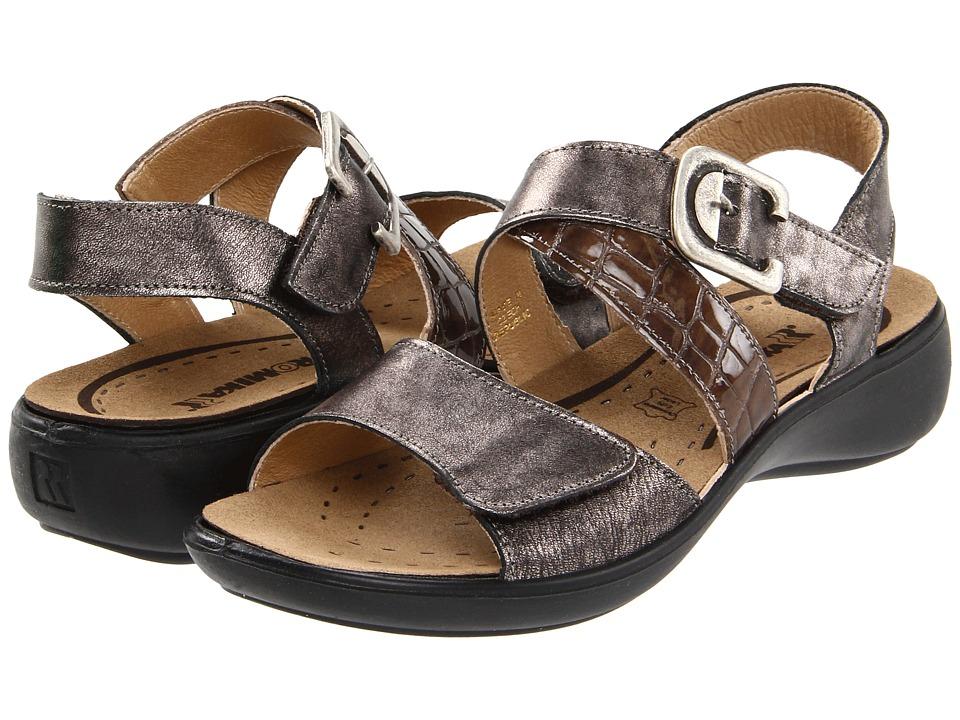Romika - Ibiza 30 (Basalt) Women's Sandals
