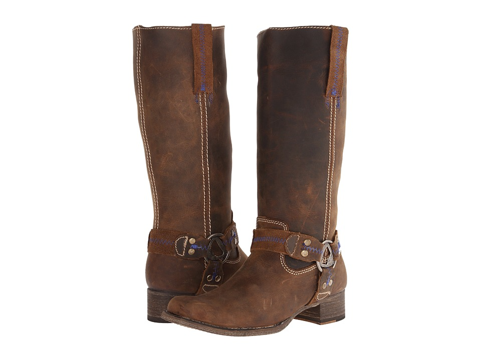 Bed Stu - Opal (Tan) Women's Pull-on Boots