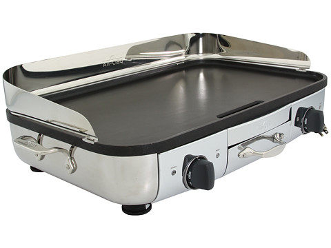 All-Clad Electric Griddle (Stainless Steel) Individual Pieces Cookware