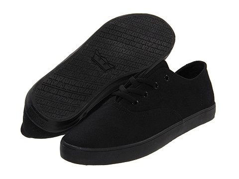Supra - Wrap (Black/Black/Black) Skate Shoes