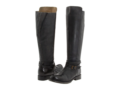 Bed Stu - Bristol (Black Rustic) Women's Dress Boots
