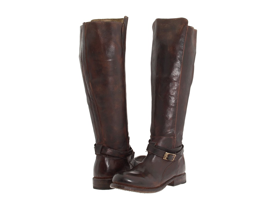 Bed Stu - Bristol (Teak Rustic) Women's Dress Boots