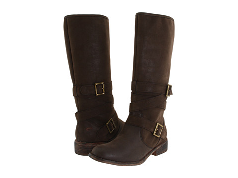 Rocket Dog - Gretta (Brown Vintage Worn) Women