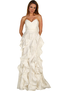 SALE! $446.99 - Save $448 on Badgley Mischka EG0519 (Ivory) Apparel - 50.06% OFF $895.00