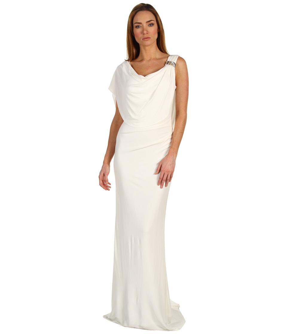 Badgley Mischka EG0521 (White) Women